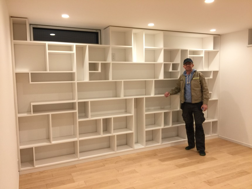English Speaking Carpenter Project Management General Contractor